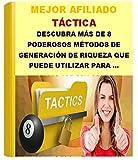 PRINCIPALES TÁCTICAS DE AFILIADOS