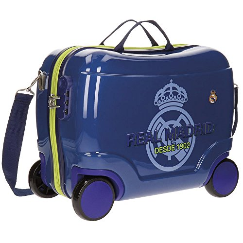 Real Madrid RM Classic Equipaje Infantil, 41 cm