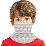 PGTry - Pañuelo multiusos para niños y niñas, protección UV, para la cara, cuello, pasamontañas para verano, ciclismo, senderismo, deportes al aire libre, sombreros y manillares