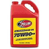 Red Line 58305 75W90NS GL-5 Gear Oil - 1 Gallon, 1 Pack