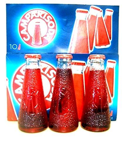 Campari Soda 10 x 98 ml. - Campari Aperitif