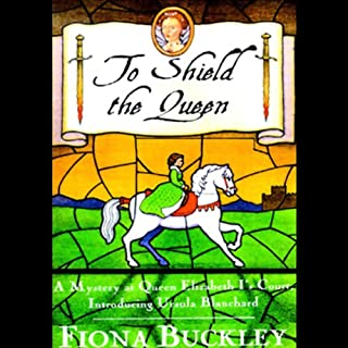 To Shield the Queen cover art