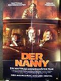 Der Nanny - Matthias Schweighöfer - Videoposter A1 84x60cm