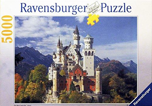 Ravensburger 17412 - Schloss Neuschwanstein, 5000 Teile