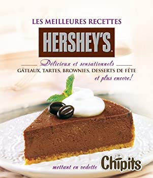 Hardcover Les meilleures recettes Hershey's Book