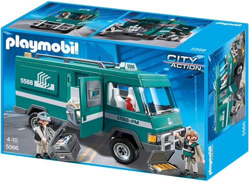 Playmobil 5566 - Geldtransporter