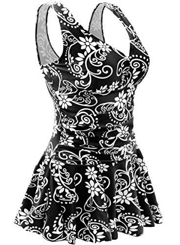 Women's Plus Size Torrid Swimwear Shorts Body One Piece Swim Dresses Swimsuits Support