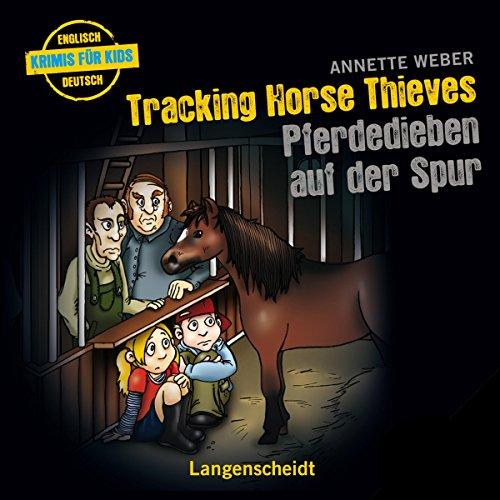 Tracking Horse Thieves - Pferdedieben auf der Spur Titelbild