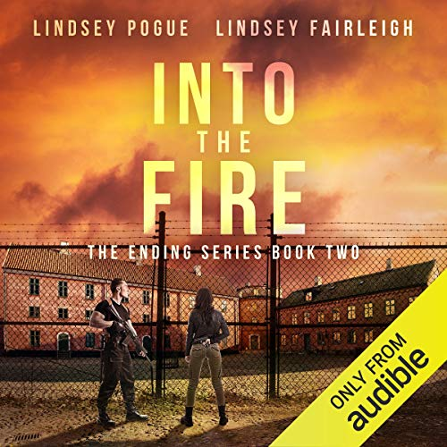 Into the Fire Audiobook By Lindsey Fairleigh, Lindsey Pogue cover art