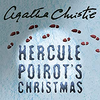 Hercule Poirot's Christmas cover art