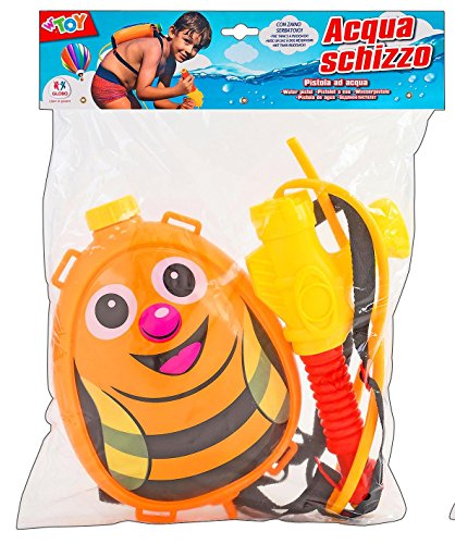 Globo Toys globo38024 Zomerwaterpistool met rugzak RESERVER