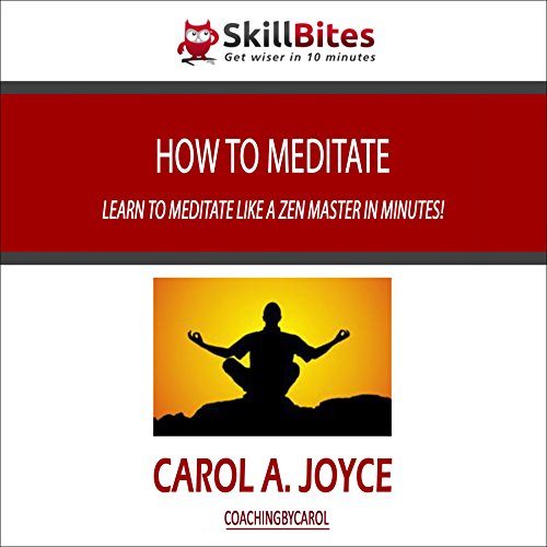 How to Meditate cover art