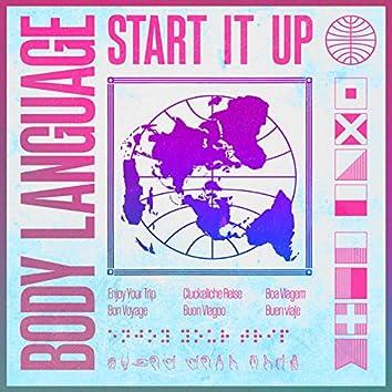Start It Up (Peace Bisquit Mixes)