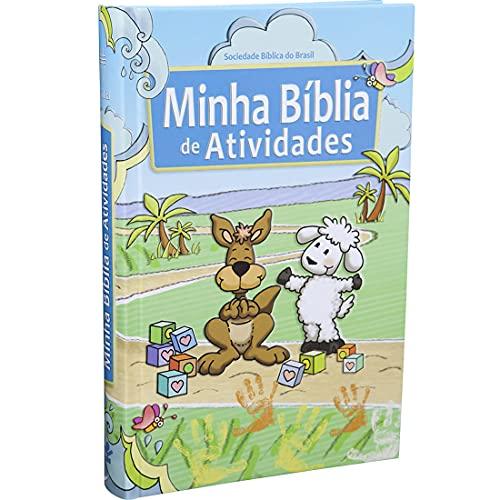 Minha Bíblia de Atividades: Nova Tradução na Linguagem de Hoje (NTLH)