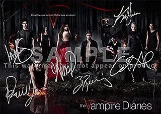 vampire diaries cast poster