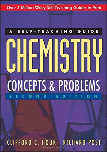 Chemistry: Concepts and Problems: A Self-Teaching Guide (Schaums Easy Outlines Of College Chemistry Edition 2)