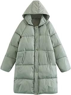 Centory Women's Warm Sherpa Lined Parka Coat with Hood Jacket Windbreaker Fleece Inner for Rain Snow Outdoor Hiking