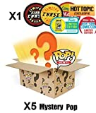 Mystery Pack Incluye Random Limited Edition, Exclusive o Chase Figure (Caja de 6)...