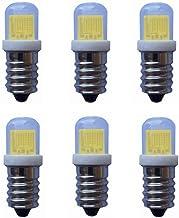 يؤدى مصباح كهربائي الجهد المنخفض LED لمبة E14 12V DC 3W COB 1511 240-260LM دافئ أبيض/أبيض بارد للبطارية، نظام الطاقة الشمس...