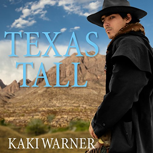 Texas Tall audiobook cover art