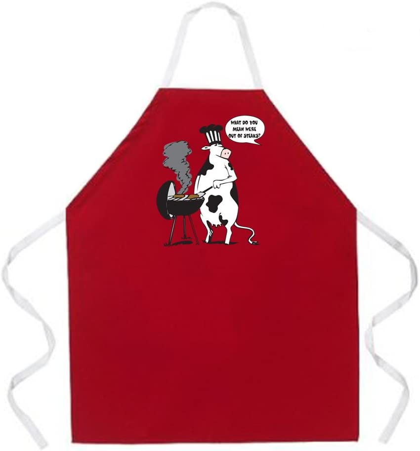Attitude Apron By the Time You Read This