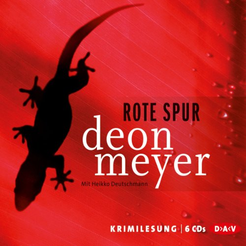 Rote Spur                   By:                                                                                                                                 Deon Meyer                               Narrated by:                                                                                                                                 Heikko Deutschmann                      Length: 8 hrs and 31 mins     Not rated yet     Overall 0.0
