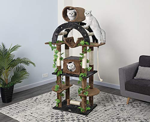 Go Pet Club 71-Inch Luxury Cat Tree Climber F2096
