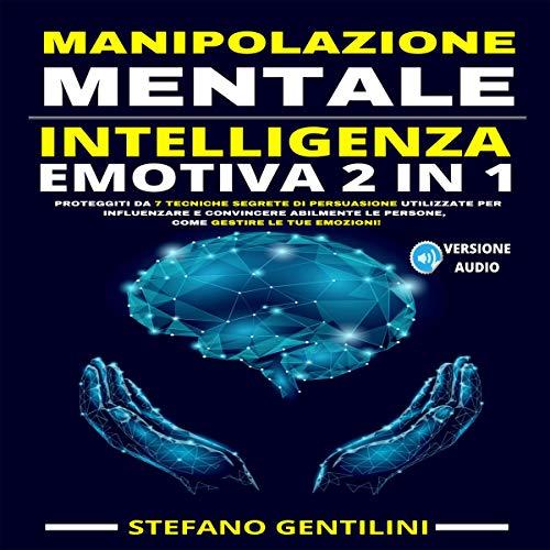 Manipolazione Mentale Intelligenza Emotiva 2 in 1 copertina