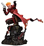 Matching World Trigun: Badlands Rumble VASH The Stampede Attack Version Statue