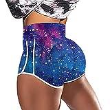 Leggings Push Up Mujer,2021 Pantalones calientes transfronterizos europeos y estadounidenses Cintura alta Cintura Hip Tied Lámina Corriente Culturismo Culturismo Pantalones cortos Pantalones cortos P