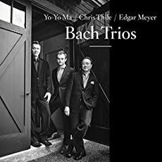 Image of Bach Trios  Yo Yo Ma. Brand catalog list of Nonesuch. This item is rated with a 5.0 scores over 5