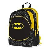 Zaino Scuola 3 Cerniere Batman