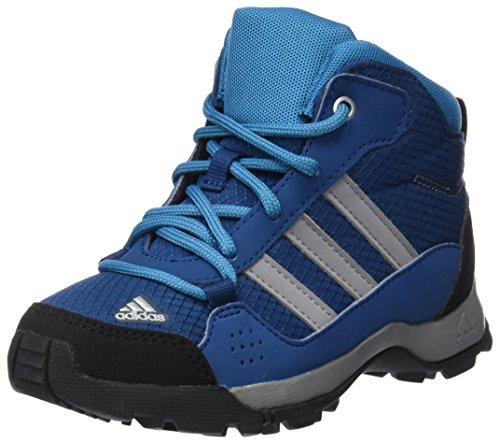 adidas Hyperhiker K, Unisex-Kinder Wanderschuhe, Blau (Azunoc/Gritre/Petmis 000), 30 EU