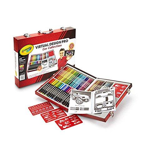 Crayola Virtual Design Pro-Cars S