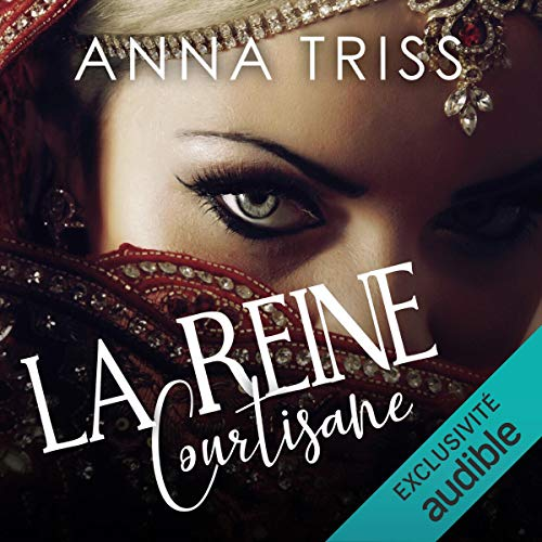 La reine courtisane cover art