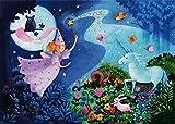 Djeco- Rompecabezas, Multicolor (DJ07225)