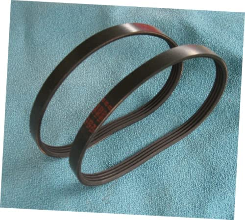 2 Pcs Replacement Drive Belts Compatible with Sears Canwood 10-1