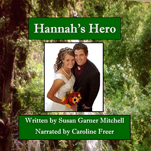 Hannah's Hero audiobook cover art