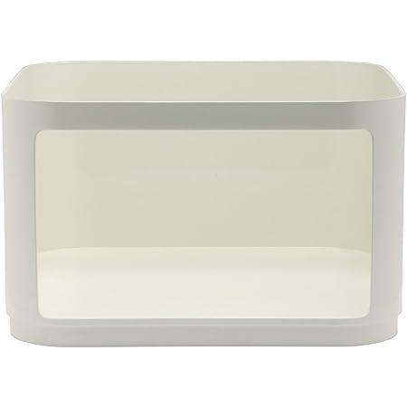 Kartell COMPONIBILE Table de chevet, Blanc