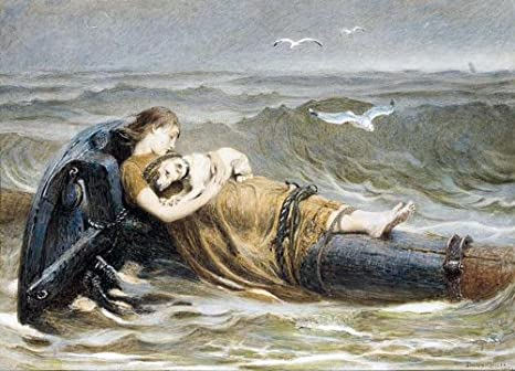 Amazon Com Art Oyster Briton Riviere All That Was Left Of The Homeward Bound 16 X 24 Premium Canvas Print Posters Prints