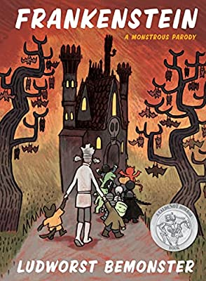 Frankenstein A Monstrous Parody is a funny take on the book Madeline