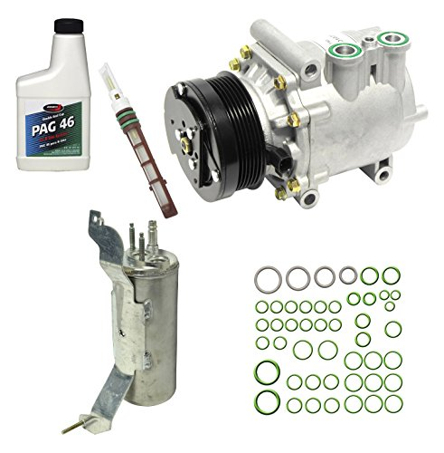 Universal Air Conditioner KT 1693 A/C Compressor and Component Kit