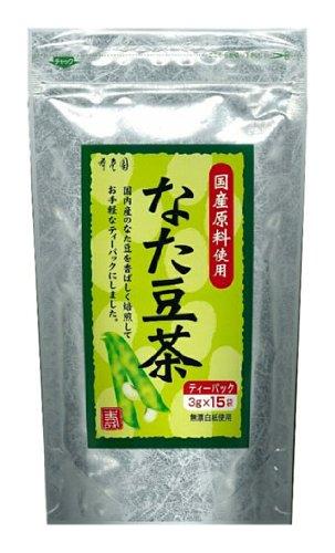 寿老園『なた豆茶』