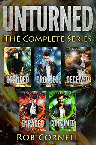 Unturned: The Complete Series (English Edition)