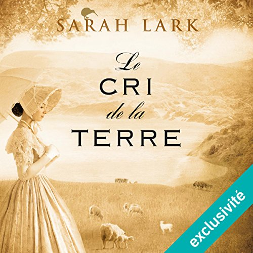 Le cri de la terre audiobook cover art