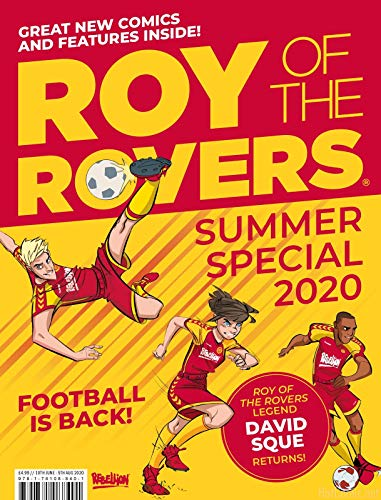 Roy of the Rovers Summer Special 2020 (English Edition)