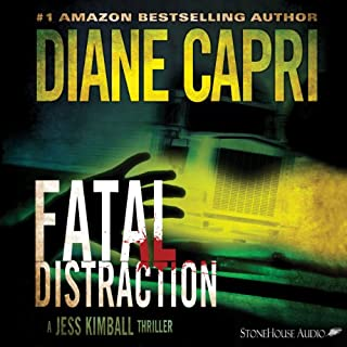 Fatal Distraction audiobook cover art