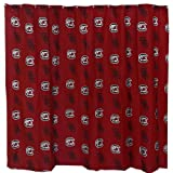 College Covers South Carolina Gamecocks Shower Curtain Cover, 70' x 72'