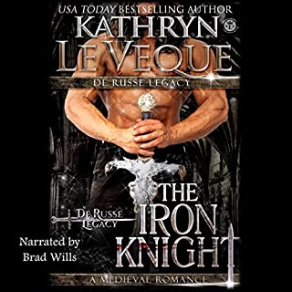 The Iron Knight cover art