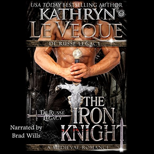 The Iron Knight audiobook cover art